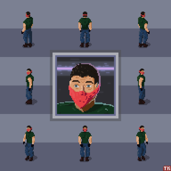 Character from prototype42